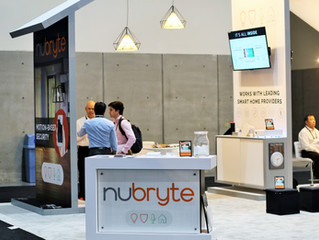 All Eyes on NuBryte at CEDIA 2017