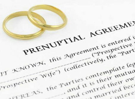 Can (and Should) You Use a Prenuptial or Postnuptial Agreement as an Estate Planning Tool?