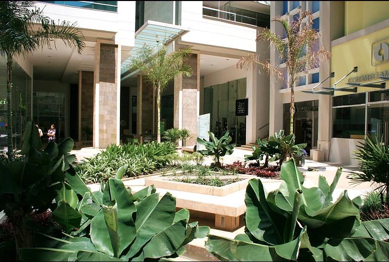 San Fernando plaza