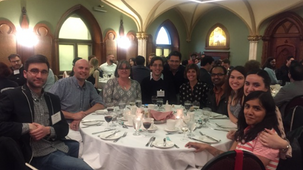 The full lab at the CCNP 2019 banquet