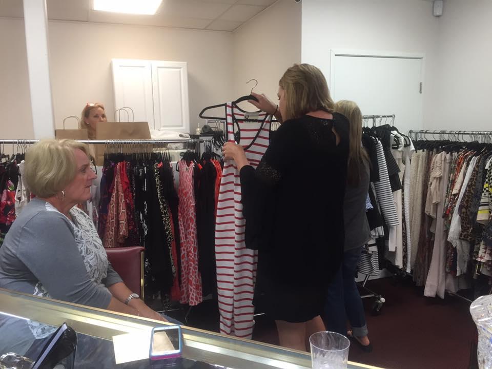 Cason Couture Pop-Up Boutique