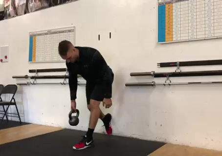 Single Leg Stance Competency: The Hinge