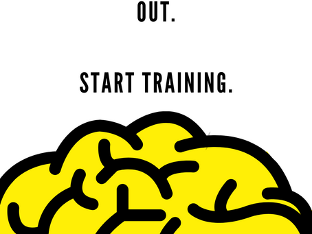 Stop Working Out. Start Training.