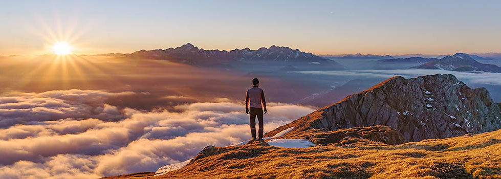 sirtech-hiker-at-the-top-of-the-mountain