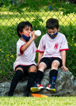 Soccer Game 5-4