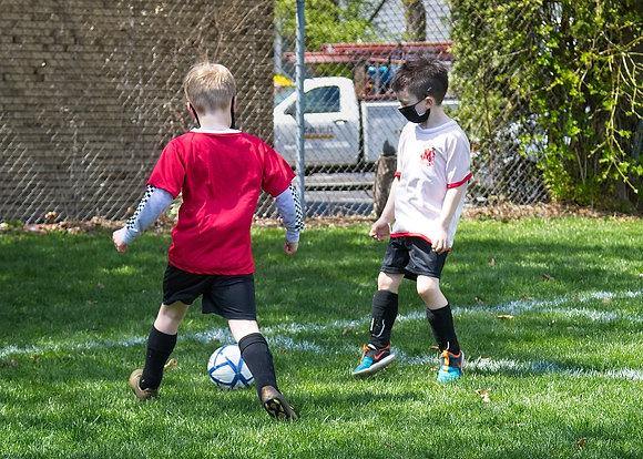 Soccer Game 1-2