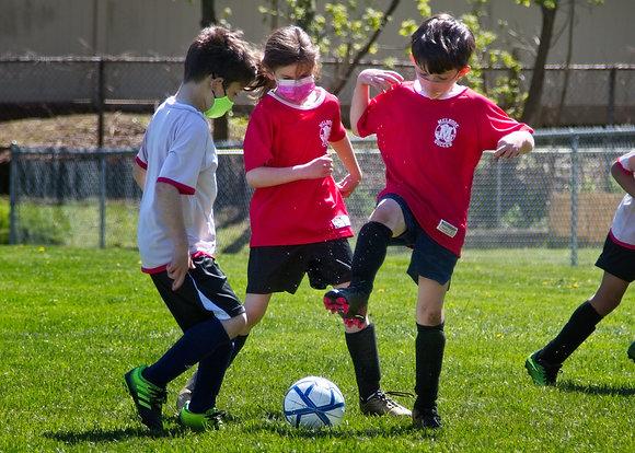 Soccer Game 2-10