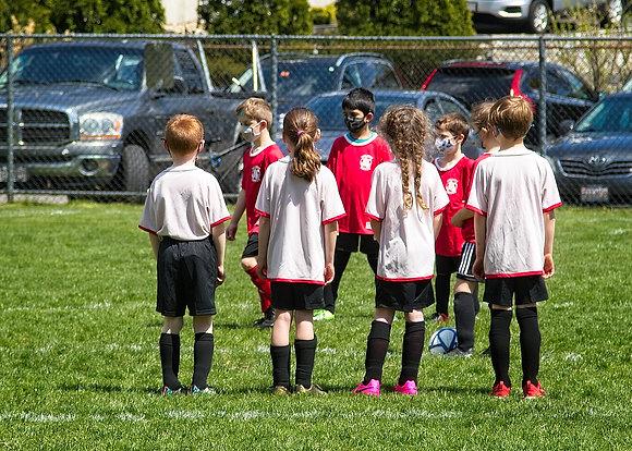 Soccer Game 1-1