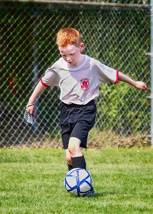 Soccer Game 5-3