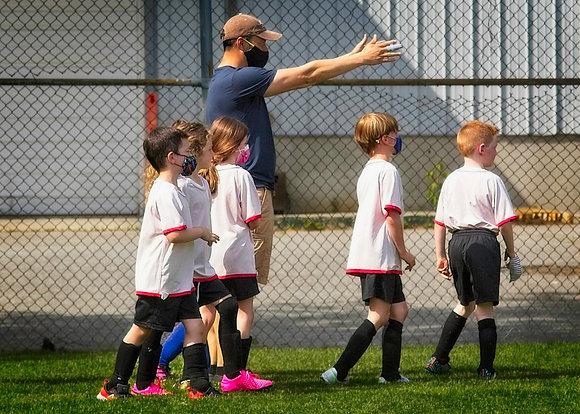 Soccer Game 5-7