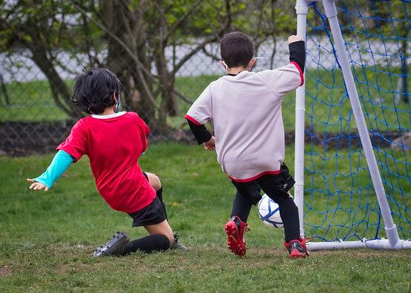 Soccer Game 3-8