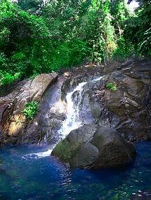Thai Waterfall in Phuket