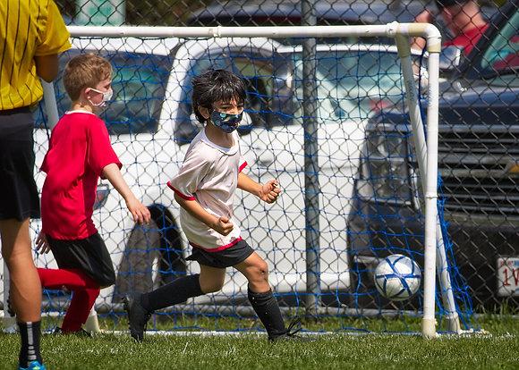 Soccer Game 1-4