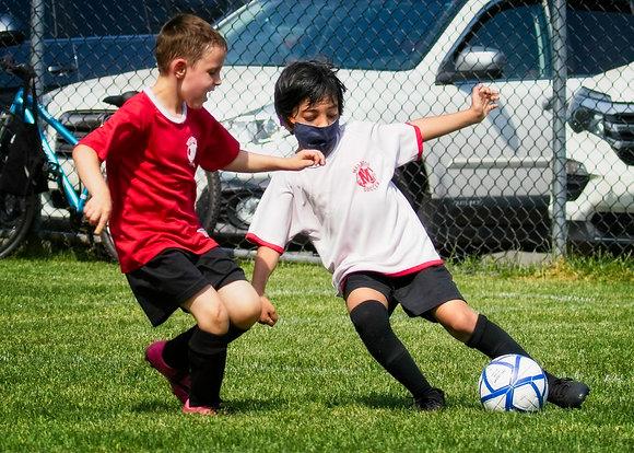 Soccer Game 5-5