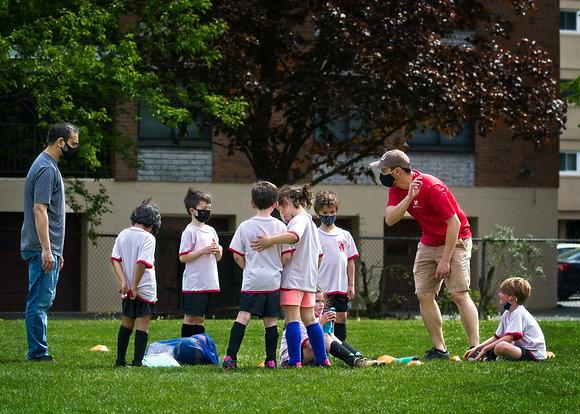 Soccer Game 4-4