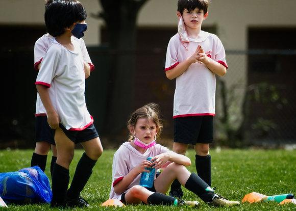 Soccer Game 4-3