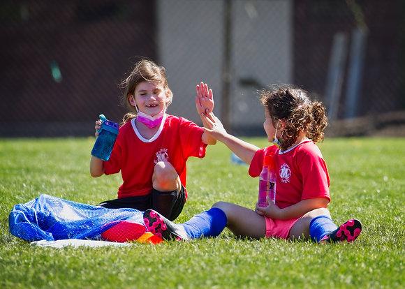Soccer Game 2-8