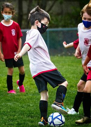 Soccer Game 4-1