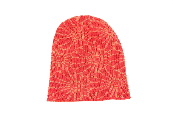 Reversible Patterned Hat