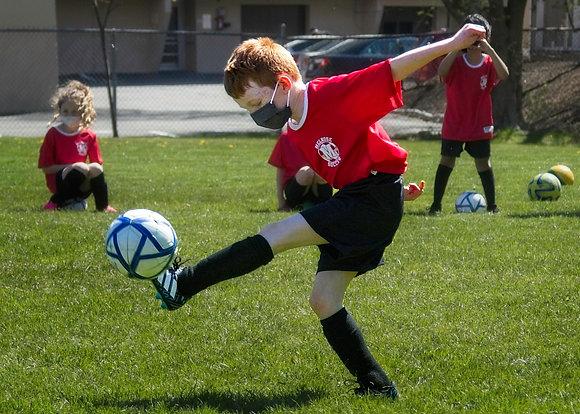 Soccer Game 2-5