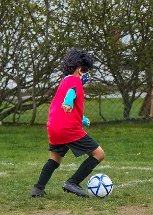 Soccer Game 3-5
