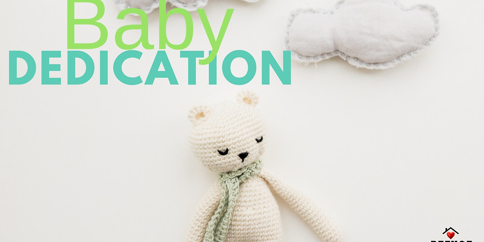 Baby Dedication- December 1, 2019 (1)