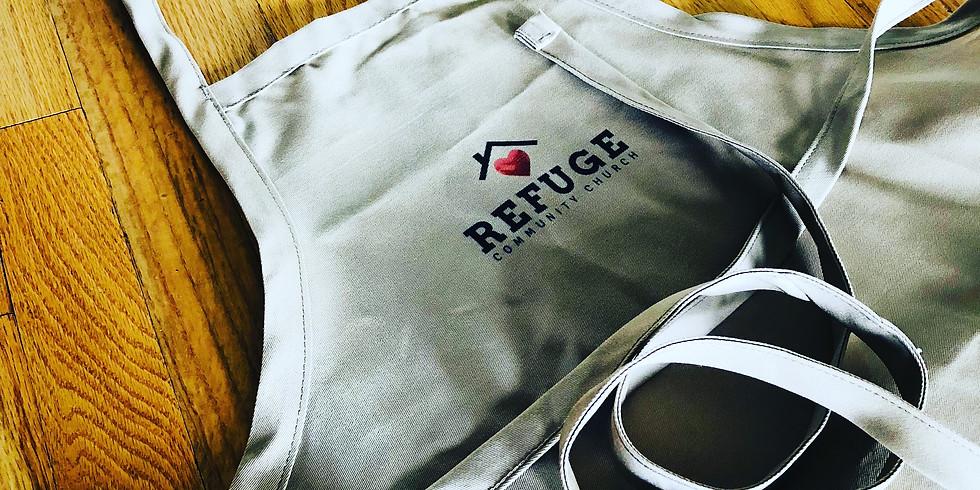 Restaurant Refuge May 2018