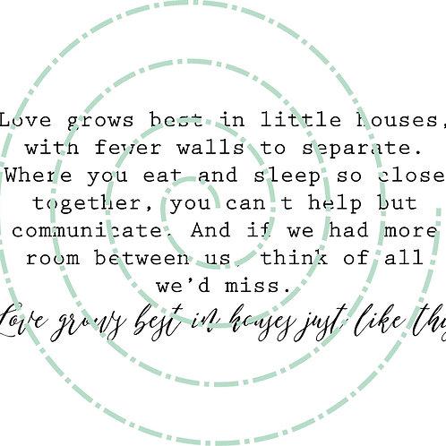 Love Grows Best 2