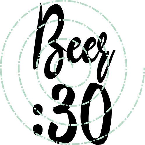 Beer :30