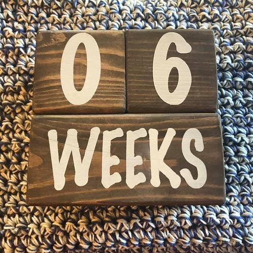 Milestone/Countdown Blocks