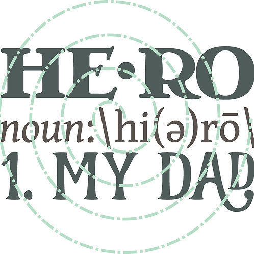 Hero - My Dad
