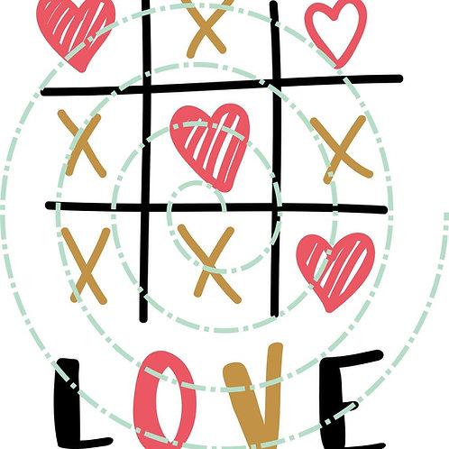 Love Tic-Tac-Toe