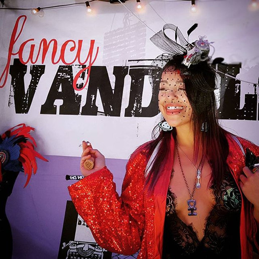 Fancy Vandals fav, and all around sex po