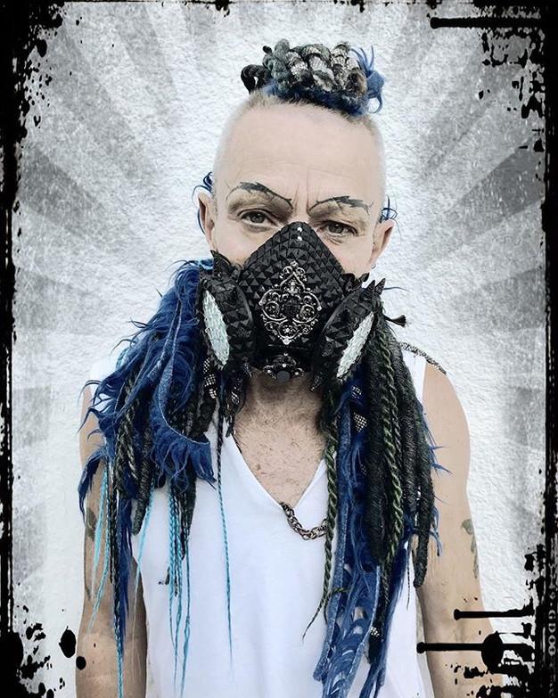 Playing dress up with _punk.kouture _#fa