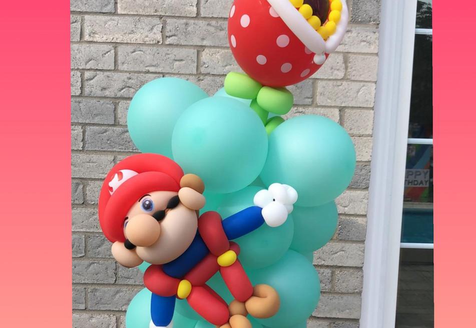 Column Mario