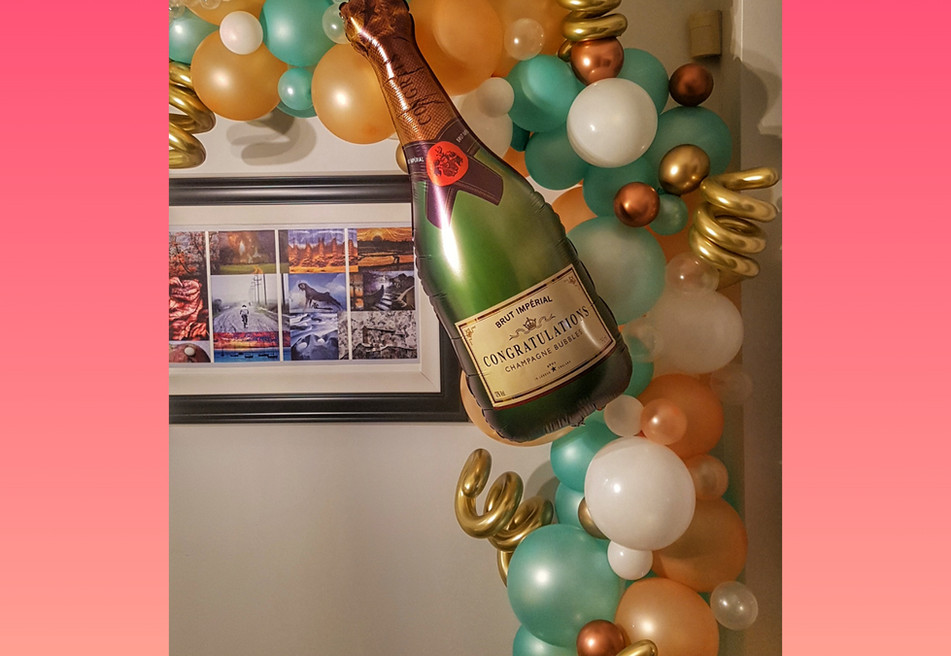 Garland celebration