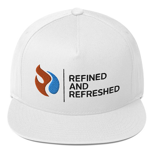 Refined & Refreshed Bill Cap