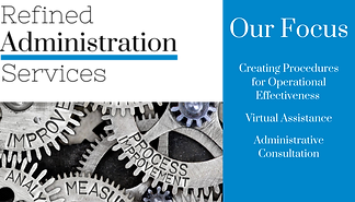 Contractual administrative services for