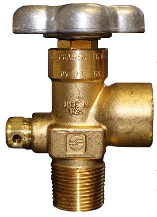 CGA-580 Valv