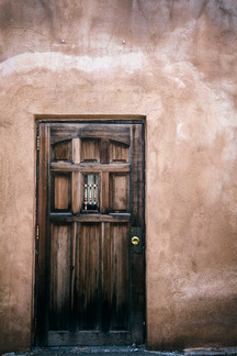 La Puerta Marrón