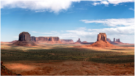 Boundless Buttes