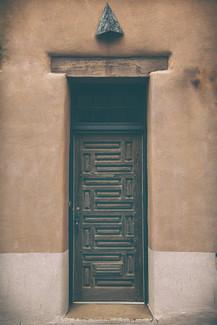 La Puerta Tallada