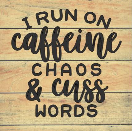 caffeine cuss