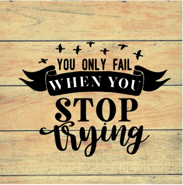 fail when stop