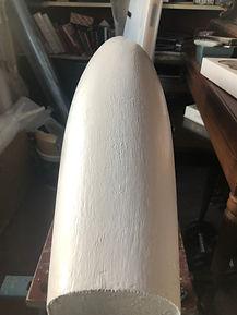 2nd coat epoxy high build prime covers e