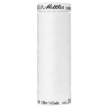 Seraflex Nähgarn 2000 Weiß