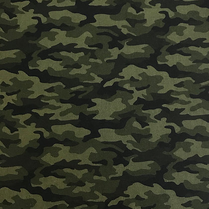 Baumwollstoff/ Webware Camouflage