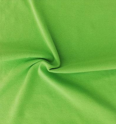 Sommer Feinstrickbündchen Grün