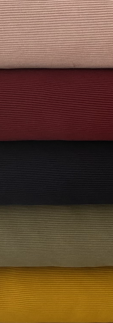 Rib Jersey Ottoman