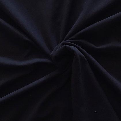 Sommersweat Marineblau